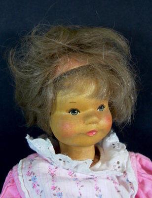 reizende Krahmer Puppe -