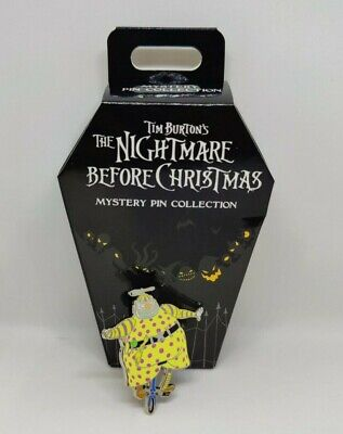 Clown With the Tear-Away Face Nightmare Before Christmas NBC Mystery Box Disney
