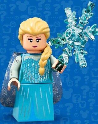 LEGO ELSA FROZEN PRINCESS MINIFIGURE THE DISNEY MINIFIGURES SERIES 2 - 71024 # 9