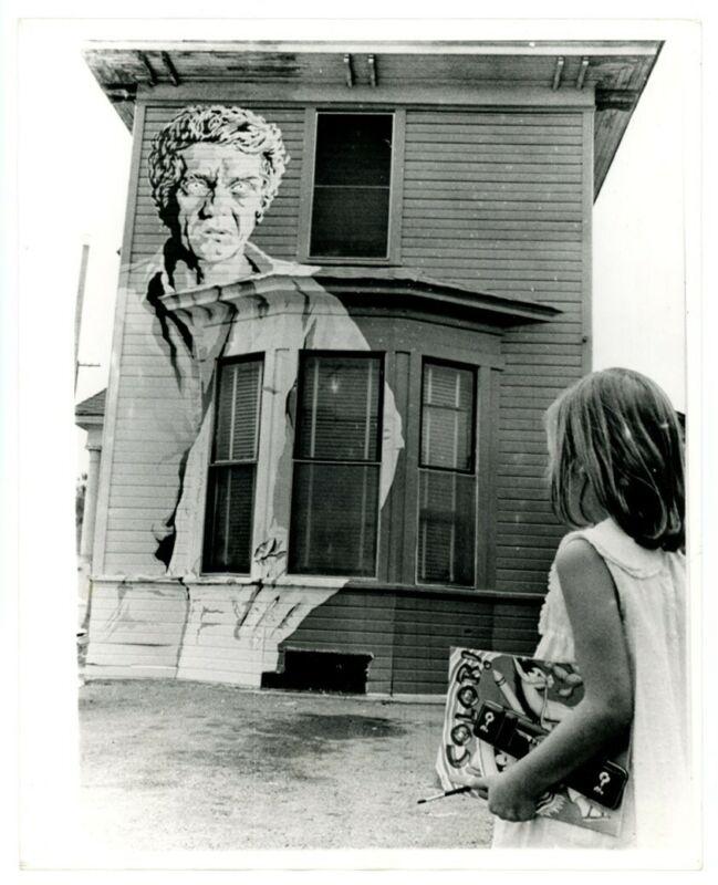 STEVE McQUEEN original news photo 1971