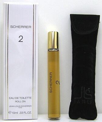 Jean-louis Scherrer Sherrer 2 EDT Roll-On 10 ML