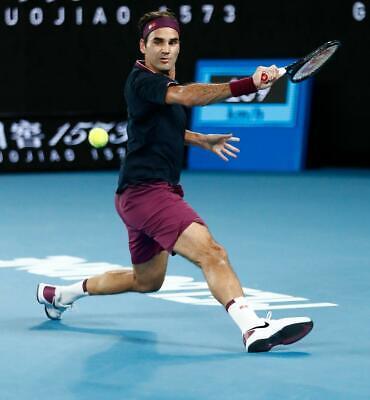 Brand New Official Roger Federer Uniqlo Australian Open 2020 Tennis Socks!