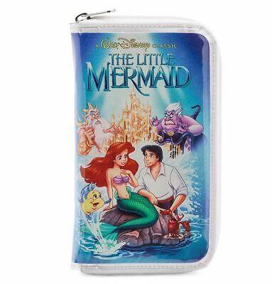 Disney The Little Mermaid ''VHS Case'' Clutch