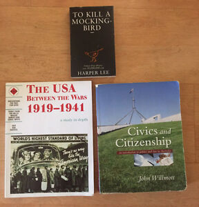 Year 11 Atar text books Jandakot Cockburn Area Preview