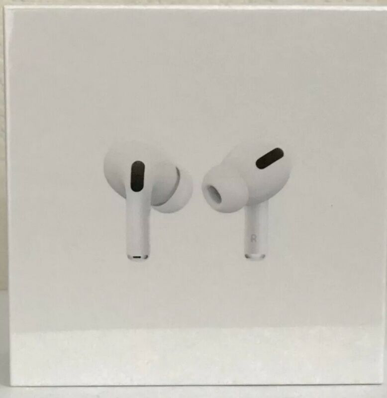 NEW Apple AirPods Pro  MWP22AM/A  - White International Shipping.