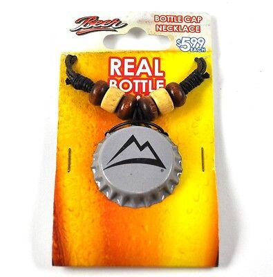 Coors Beer Bier Kronkorken Halskette USA Bottle Cap Necklace ()