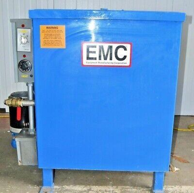 Emc Jetsink Automatic Parts Washer 120gpm High Psi 3 Phase 440v Model 1426ss