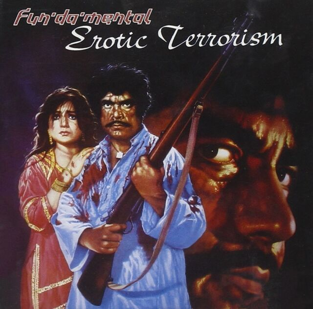 FUN-DA-MENTAL - EROTIC TERRORSM  CD NEU