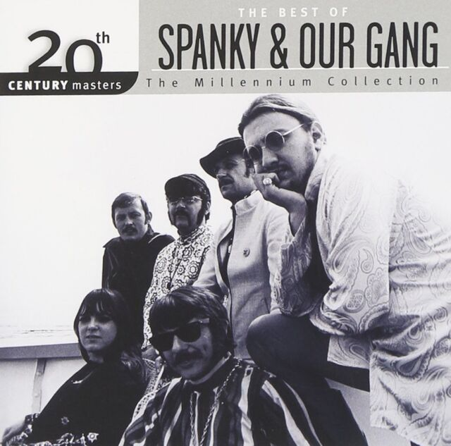 SPANKY & OUR GANG : 20TH CENTURY MASTERS: MILLENNIUM COLL (CD) Sealed