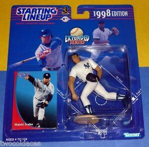 1998-ext-HIDEKI-IRABU-New-York-Yankees-Rookie-low-s-h-sole-Starting-Lineup