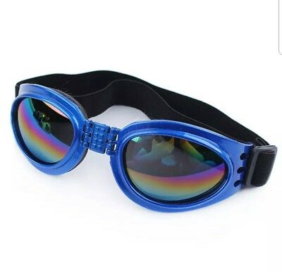 New Fashion For SMALL PET DOG Goggles Doggles SUNGLASSES UV Eye Protection (Sunglasses For Eye Protection)