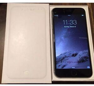 IPHONE 6 Plus 16GB grey space Unlocked