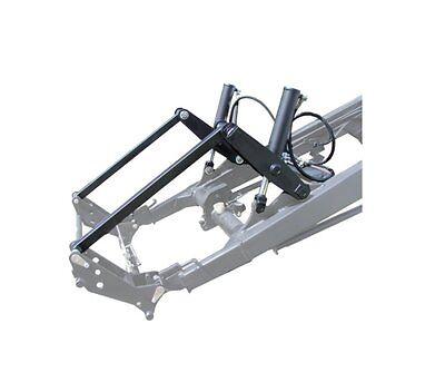 Hydraulische Gerätebetätigung, Nachrüstsatz, 2 Zylinder, neu