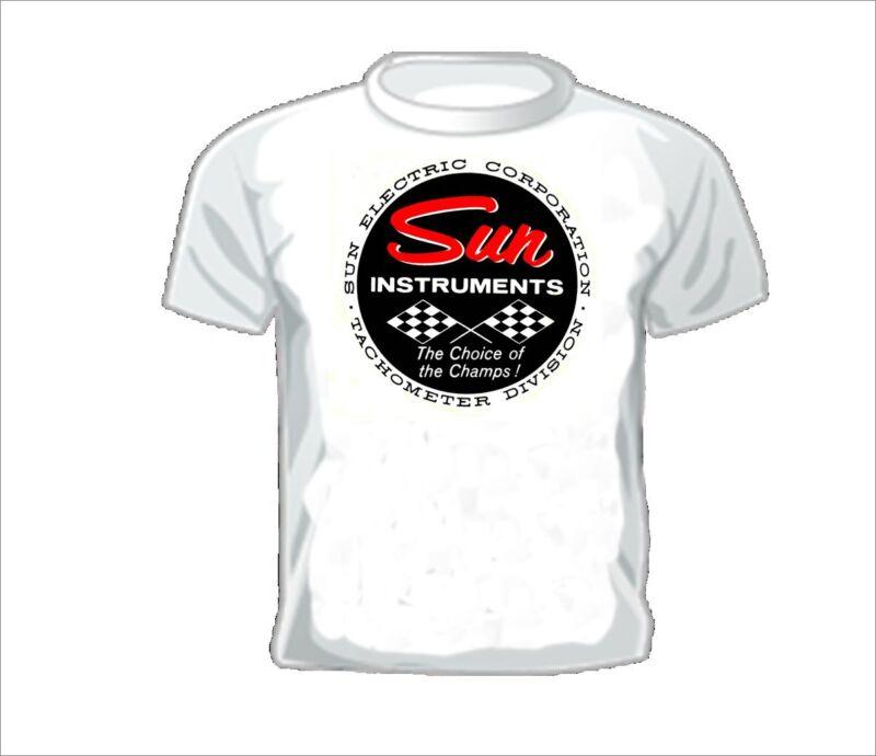Vintage Race T-shirt SUN TACHOMETERS