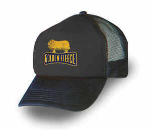 GOLDEN-FLEECE-RAM-PETROLEUM-Cap-Hat-Trucker-Cap