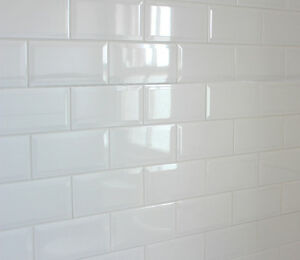 Bevelled edge tiles ebay