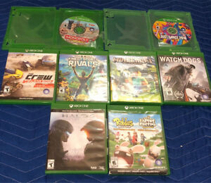 Xbox One Games Kinect Games