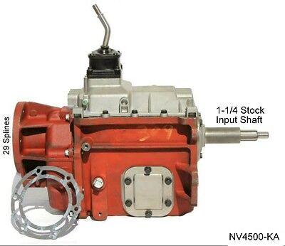 Dodge 2500 3500 Diesel New NV4500 4x4 5 Speed Transmission