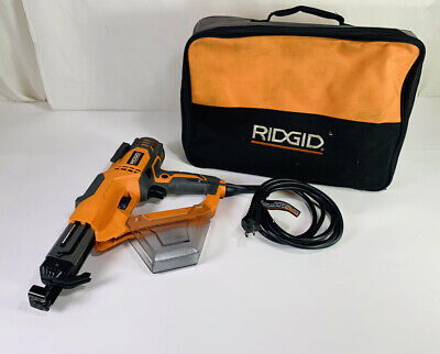 Ridgid R6791 1 To 3 Drywall And Deck Collated Electric Screwdriver Guaranteed