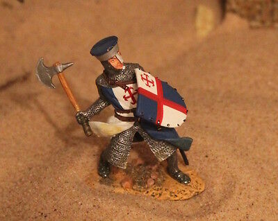 KING AND COUNTRY KNIGHTS CRUSADERS  MK14 TOY SOLDIERS   BRITAINS
