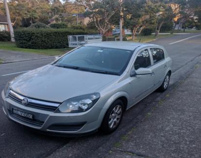 2006 Holden Astra Hatchback