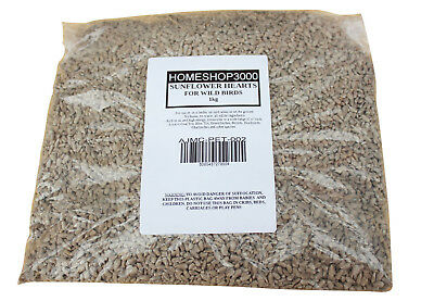 Homeshop3000 Sunflower Hearts For Wild Birds 1kg Feeds Pet Supplies Animal Foods