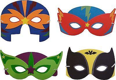 Soft Foam Superhero Mask (6 - Foam Superhero Mask