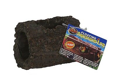 "Zoo Med Mini Floating Aquarium Log, 4""  X 3.5""  X 3"""