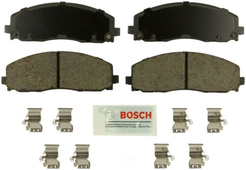 Bosch BE551H Blue Disc Brake Pad Set with Hardware