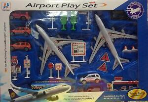 6622 Airport Play Set Toy First Grade Product 2 Plane Toy Gift Children
