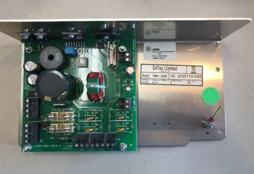 G4Tec Group 4 Technology Limited POWER SUPPLY CIRCUIT BOARD 7000-5283
