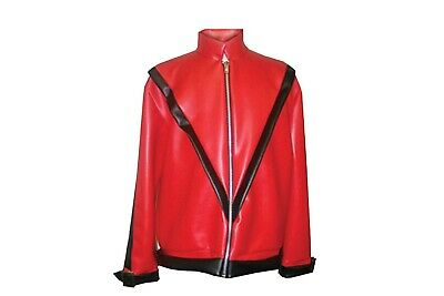 Halloween Costumes Of The 80s (Pop Star of the 80's Micheal Jackson Costume Halloween Jacket One Size Fits)