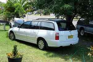 2004 Holden Commodore Wagon Minnamurra Kiama Area Preview