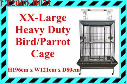 XX-Large Indoor/Outdoor Heavy Duty Bird/Parrot Cage