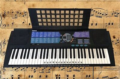 Yamaha PSR-185 Electronic Keyboard with built in Drum Machine & Music Books