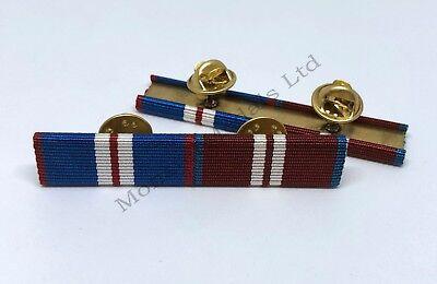 Golden Jubilee 2002 - Diamond Jubilee 2012 Ribbon Bar (pin on stud)