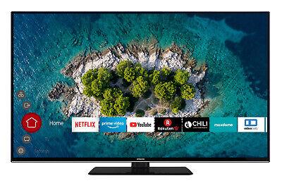 Hitachi U55K6000 Fernseher 55 Zoll Ultra HD Smart TV HDR10 PVR Bluetooth Alexa
