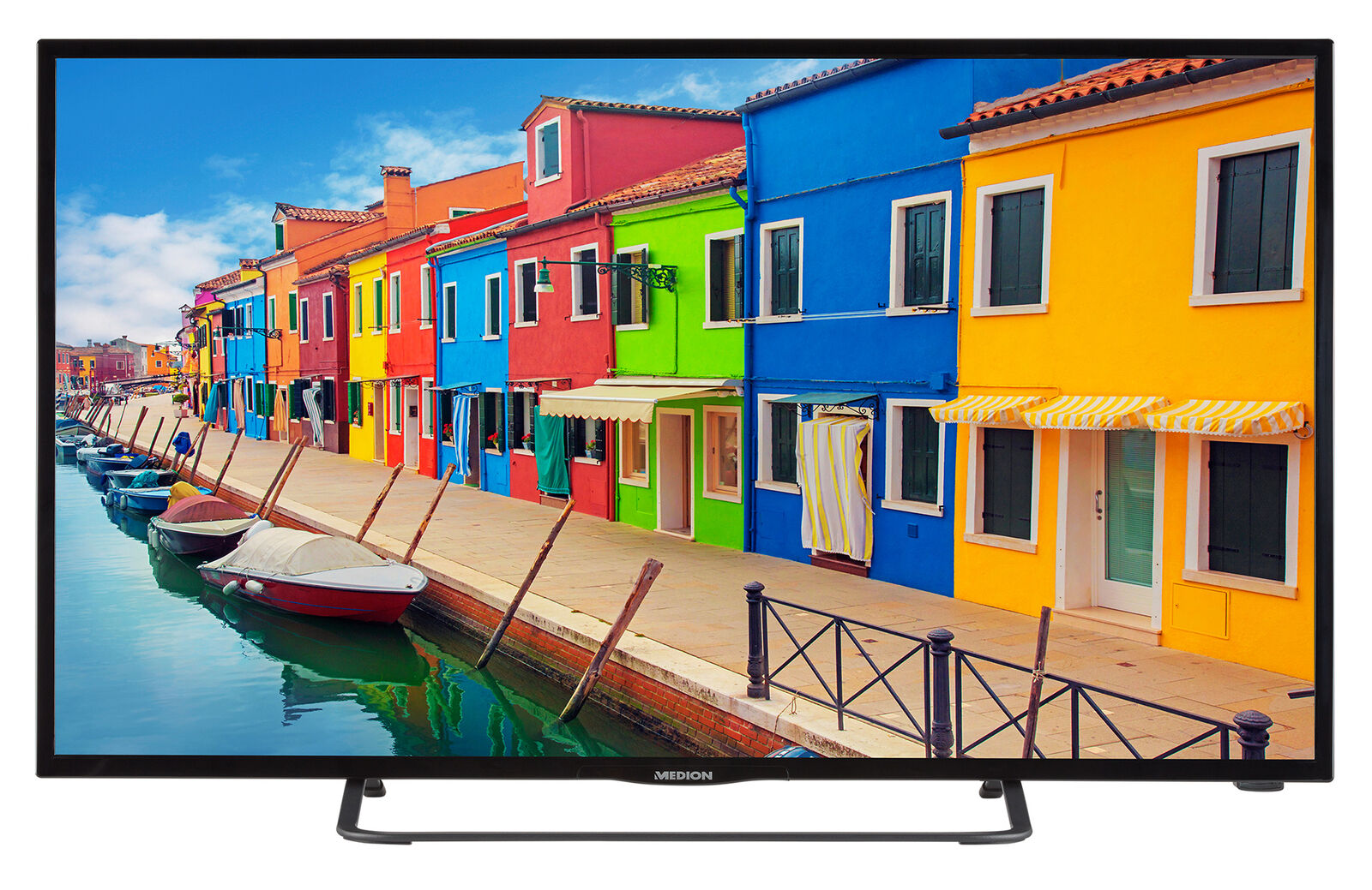 Medion Full HD LED 100,3cm (40 Zoll) Life E13994, Triple Tuner