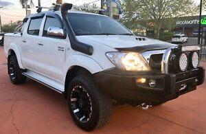 2009 Toyota Hilux SR Ute 4x4 Dual Cab 3.0DT Richmond Hawkesbury Area Preview