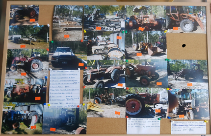 Tractor , trailer , farm equitment & 4x4 Monkland Gympie Area Preview