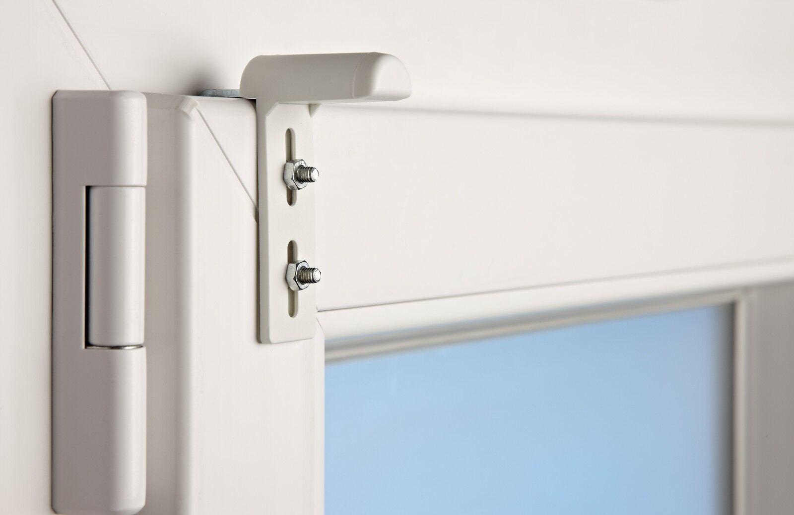 1 paar klemmtr ger klemmhalter f r rollo rollos. Black Bedroom Furniture Sets. Home Design Ideas