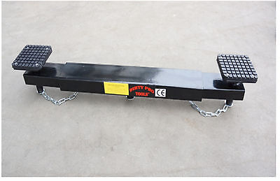 2 Ton Cross Beam Adapter fits Floor Jack 2T Extends