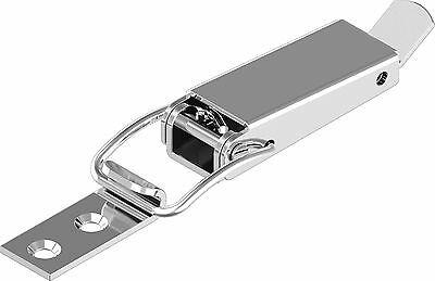 Hebelverschluss Spannverschluss Riegel Edelstahl A2   102mm