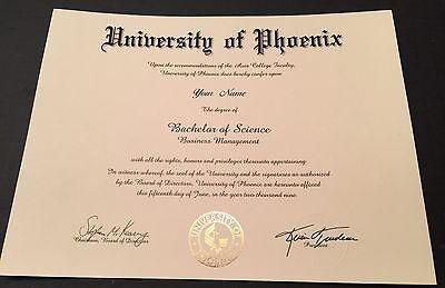 Fake Degree Diploma & Transcripts Package A+ E=MC²