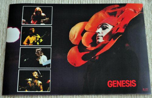 Genesis poster Genesis Foxtrot Supper