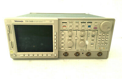 Tektronix Tds540b Digital 500mhz 2gsas 4 Channel Oscilloscope