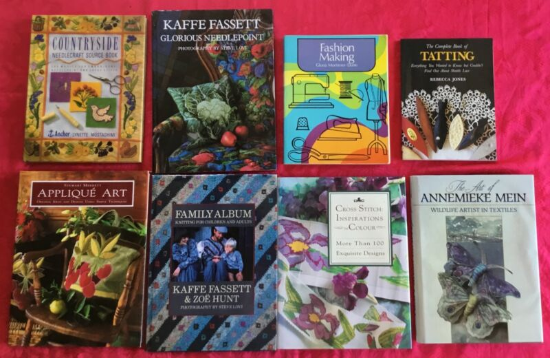 Various craft books can post! nonfiction books gumtree