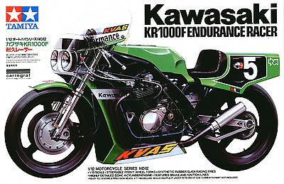 Kawasaki KR1000F Endurance Racer 1:12 von Tamiya 14012