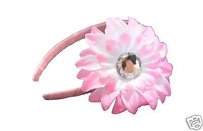 38019251523cb3 Haarreif Haarreifen Blume viele Farben Haarschmuck Kopfschmuck ...