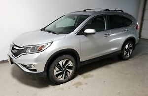 2016 Honda CR-V Touring|Certified|Rmt Start|Navi|Htd Lthr|Camera